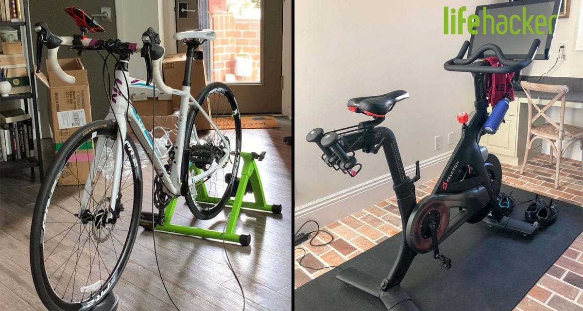 Build Your Own Peloton-Style Exercise Bike and Save Money