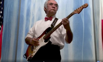 Consul General of Japan in New York plays and slays Jimi Hendrix style Star Spangled Banner【Vid】 | SoraNews24 -Japan News-