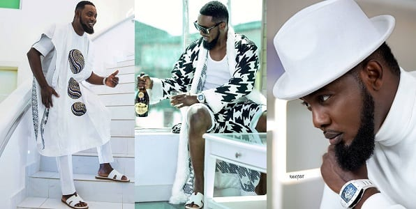 Comedian, AY Celebrates 49th Birthday In Style (Photos)