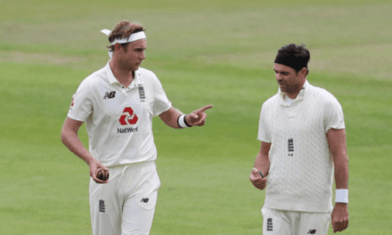 Manchester Test: Stuart Broad puts England in control on Day 2 vs West Indies – Sports News