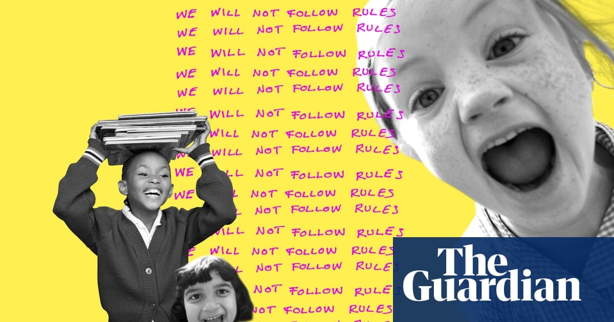 Rutger Bregman: 'What if we give children the freedom to play and learn on their own?' | Life and style | The Guardian