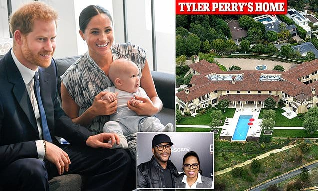 Prince Harry and Meghan Markle secretly buy Santa Barbara home because 'it was not Harry's style' | Daily Mail Online
