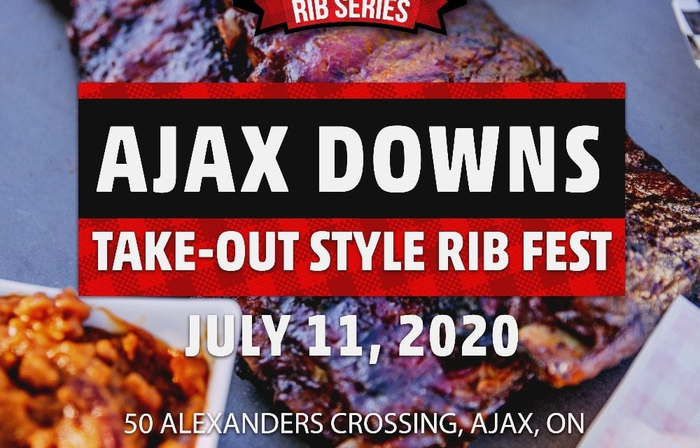 SeatGIANT – AJAX TAKE-OUT STYLE RIB FEST – JULY 11