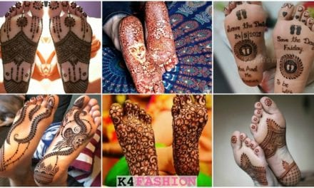30+ Attractive Mehndi Designs For Sole of Foot – K4 Fashion