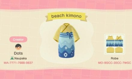 Animal Crossing New Horizons: Fashion designs of the week | Creative Bloq