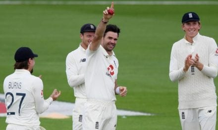 James Anderson: First fast bowler to take 600 Test wickets | Sports News,The Indian Express