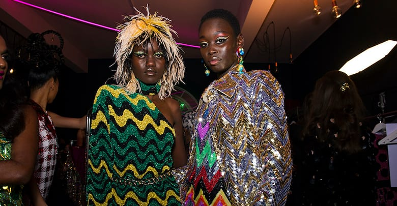 Ten Meets Ashish, the London Fashion Week Staple Whose Sparkle Cannot be Dimmed
