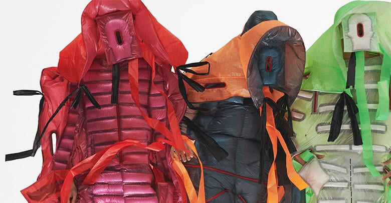 Inflatable Fashion Fun: Craig Green Discusses His Latest Moncler Genius Collection