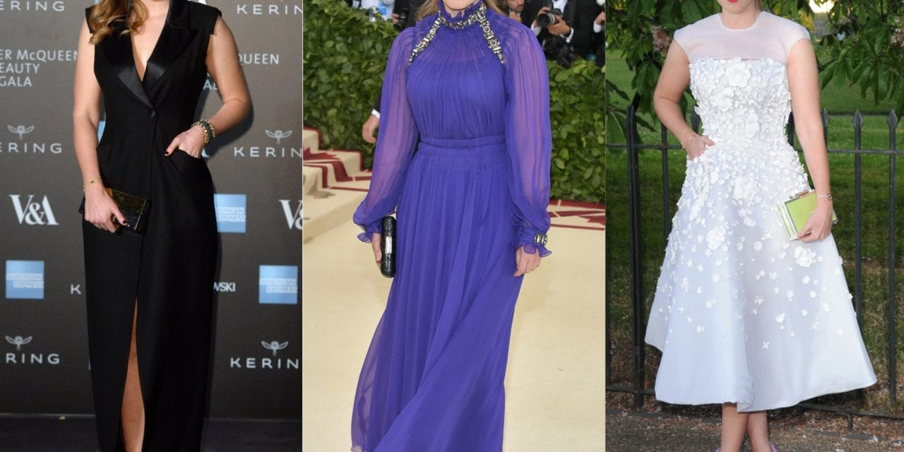 11 of Princess Beatrice's finest fashion moments