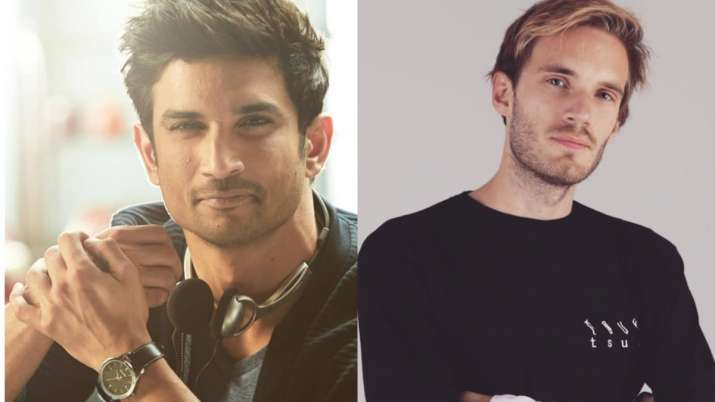 YouTuber PewDiePie's homage video for Sushant Singh Rajput wins hearts, followers claim 'we respect you a lot more'|Stars Information– India TV