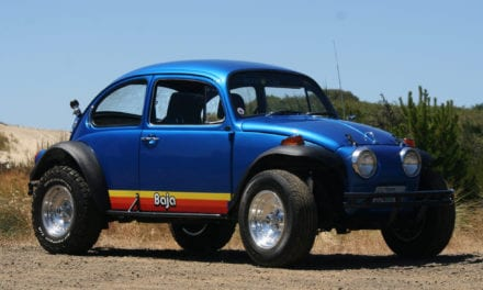BaT Auction: Baja-Style 1972 Volkswagen Beetle at No Reserve