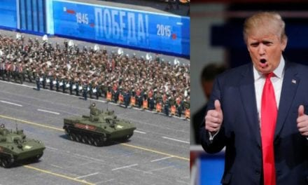 Trump Apparently Wanted a North Korean Design Army Ceremony for His Inauguration: 'Desired Goose-Stepping'