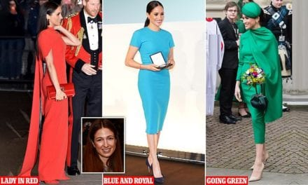 Meet Maria … Meghan's style muse: Fashionista who planned the Lady of Sussex's clothing|Daily Mail Online