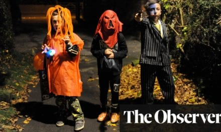 'It's not sensible in a pandemic': cancel Halloween, officials advise | Life and style | The Guardian