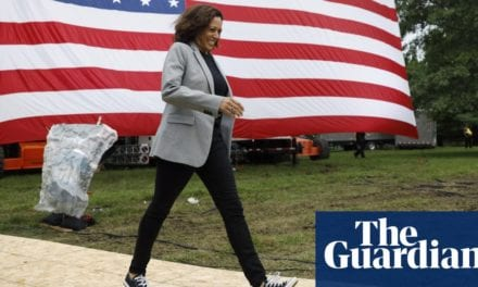 Kamala Harris: what her sneakers mean | Fashion | The Guardian