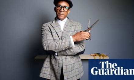 'I invested a long period of time being this macho male': Jay Blades on love, loss and the liberating power of rips|Life and also style|The Guardian