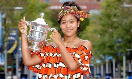 Naomi Osaka Celebrates Her US Open Victory With One Last Style Statement | Vogue