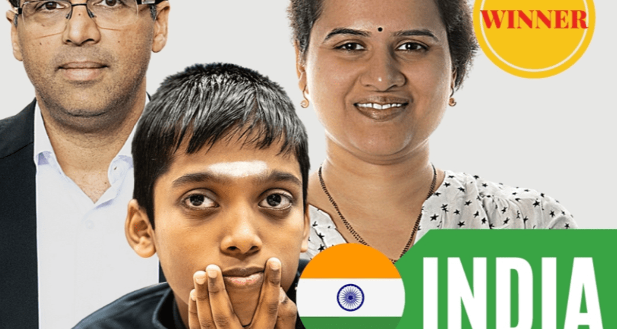 India, Russia announced joint champions of Chess Olympiad after questionable surface|Sports Information, The Indian Express