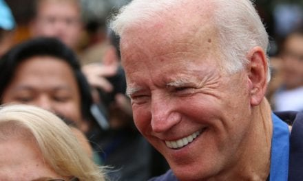Biden Getting Excited As Segregation Coming Back Into Style