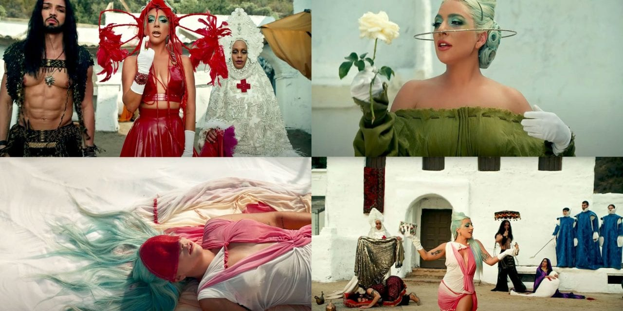 Lady Gaga's '911' is a Stunning Tribute to Surreal Style | Vogue