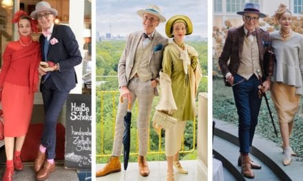 Elderly Friends Are Fashion Icons Who Treat the World as Runway