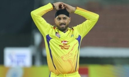 IPL 2020: Suspense over Chennai Super Kings off-spinner Harbhajan Singh's participation  – Sports News