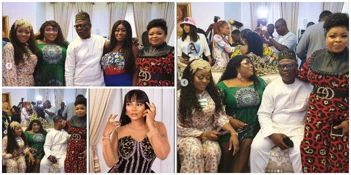 Yinka Quadri, Liz da-silva, Muka Ray, Dayo Amusa and also other Stars storm Iyabo Ojo's housewarming event – View Videos – Madailygist