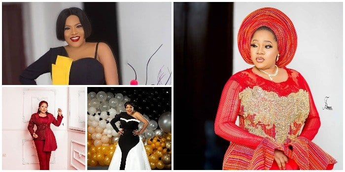 10 beautiful photos of Toyin Abraham that Showed Her Fashion Sense Has Improved (Photos) – Madailygist