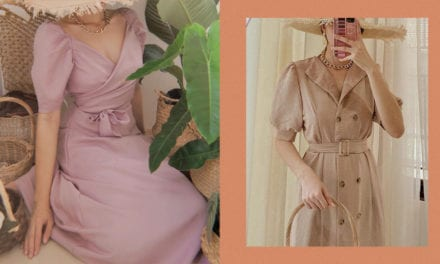This Online Ukay-Ukay Sells the Prettiest Vintage-Style Puff-Sleeved Dresses