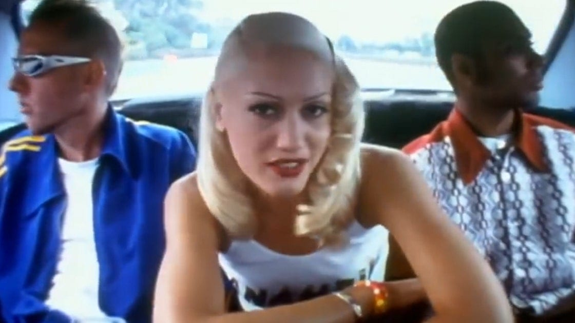 25 Years Later, Gwen Stefani Looks Back at the Songs Video That Defined Her '90s Design|Style