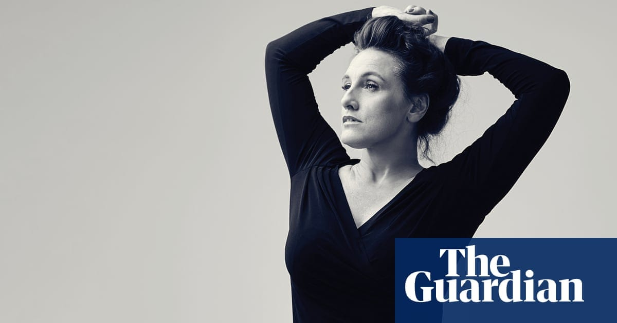 'Once a goth, always a goth': Grace Dent on her lifelong love affair with black | Fashion | The Guardian