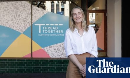 'It seems like a little thing however it's effective': the brand-new Sydney boutique where everything is totally free|Fashion|The Guardian