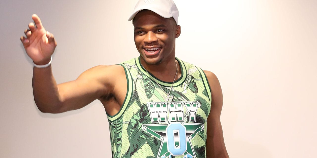 Rockets' Russell Westbrook Leaves $8,000 Tip For Hotel Staff – My Daily Magazine – Art, Design, DIY, Fashion and Beauty !