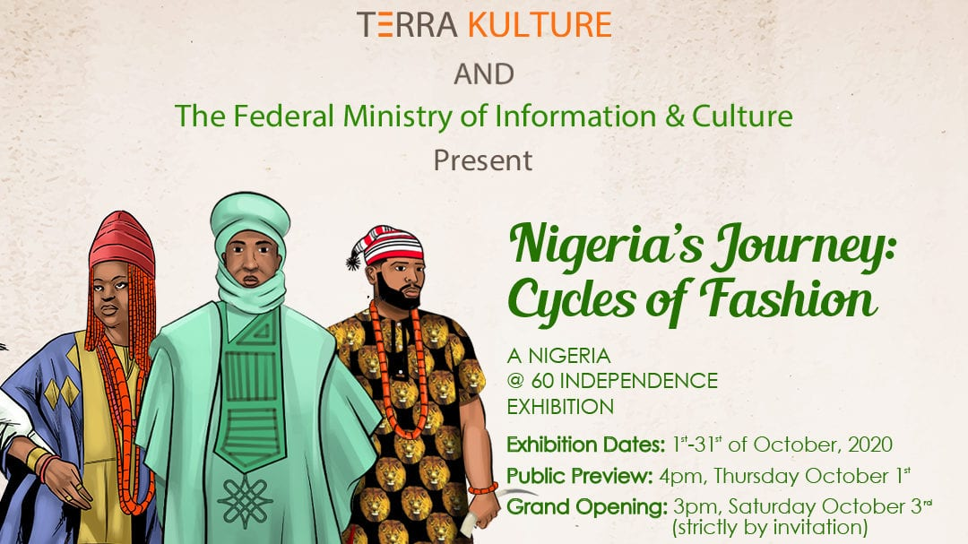 """Terra Kulture Partners With The Federal Ministry Of Information For """"Nigeria's Journey: Cycles Of Fashion""""Guardian Life — The Guardian Nigeria News – Nigeria and World News"""