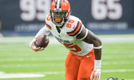 TE David Njoku Reportedly Still Wants to Leave Browns – My Daily Magazine – Art, Design, DIY, Fashion and Beauty !