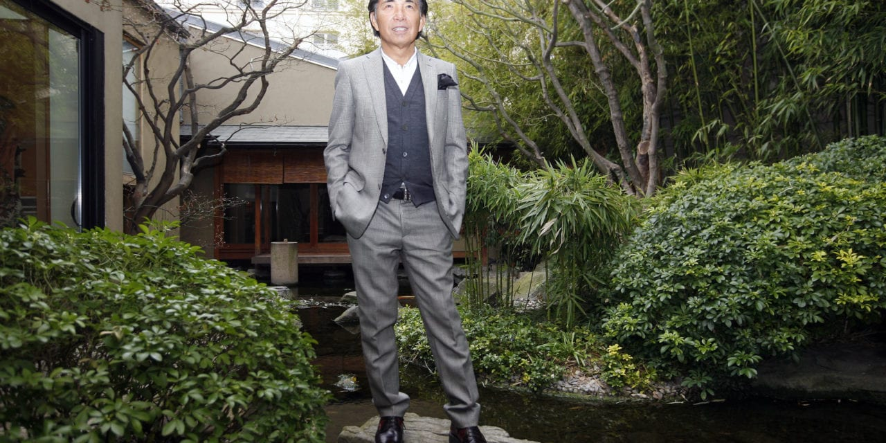 Stylist Kenzo Takada passes away from COVID-19 at age 81
