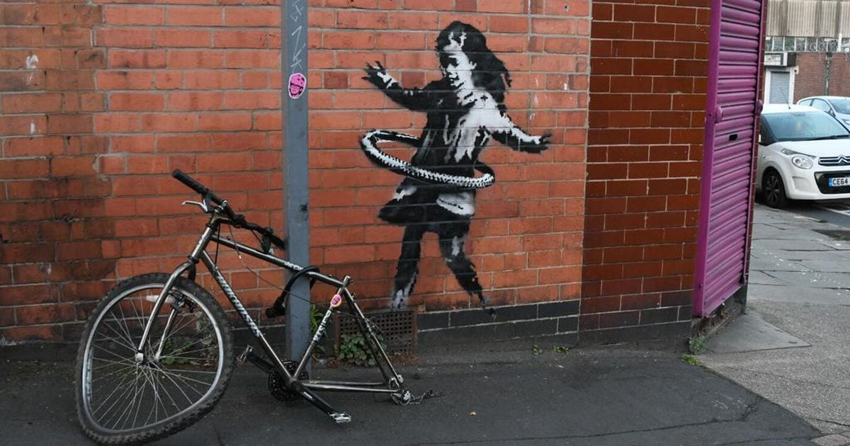 Banksy? Live updates as artwork in style of anonymous artist appears in Nottingham – Nottinghamshire Live