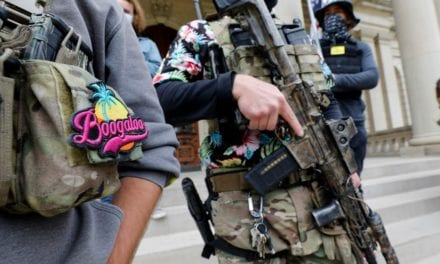 A Boogaloo Boi Leader Just Got Arrested for Allegedly Firing AK-47-Style Rifle During a George Floyd Protest