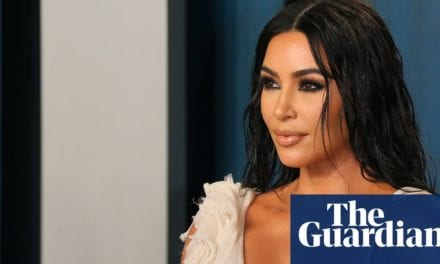 Kim Kardashian West mocked for tweets about lavish birthday party on private island | Life and style | The Guardian