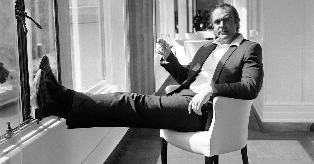 Sean Connery 'Defined a Period and a Design,' James Bond Cast Say – The New York Times