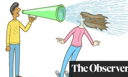 Allow me finish: just how to quit disturbing … and transform the world|Life as well as design|The Guardian