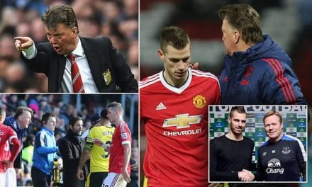 Louis van Gaal's 'strict' playing style savaged by Morgan Schneiderlin | Daily Mail Online