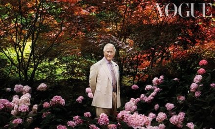Prince Charles discusses fashion in British Vogue | Daily Mail Online