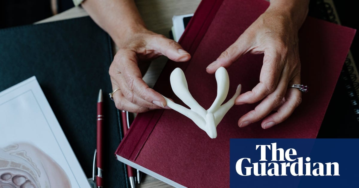 The sole function of the clitoris is female orgasm. Is that why it's ignored by medical science? | Life and style | The Guardian