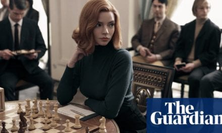 Check her out: how Netflix hit The Queen's Gambit thrills with fashion | Television & radio | The Guardian