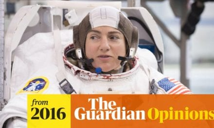 Mansplaining: exactly how not to talk with women Nasa astronauts|Life as well as design|The Guardian