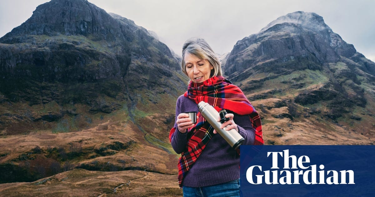 Beat the cold: 17 delicious piping hot drinks to put in your flask for long winter walks | Life and style | The Guardian