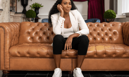 Venus Williams Unveils New Collaboration With Fashion Brand K-Swiss