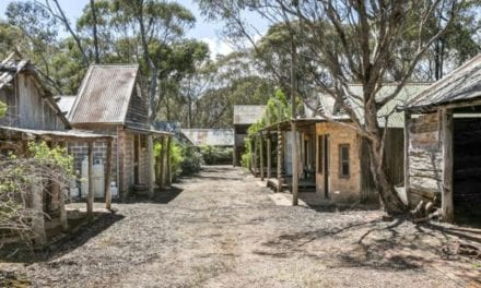 Maldon colonial village: Entire gold rush-style town with 40 buildings for sale in regional Victoria – realestate.com.au