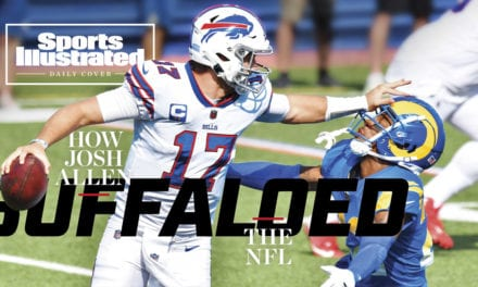 Josh Allen's one-of-a-kind style and unique path to stardom – Sports Illustrated